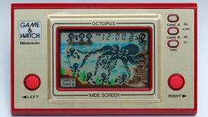 nintendo rétro game & watch